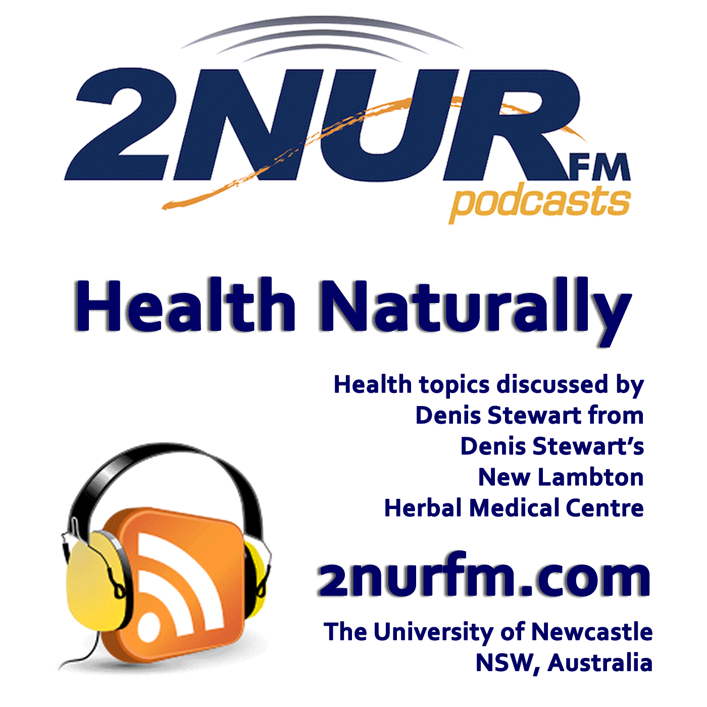 Health Naturally with Denis Stewart