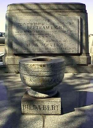 Bertram and Hilda's Crypt