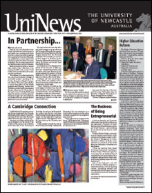 UniNews February 2004