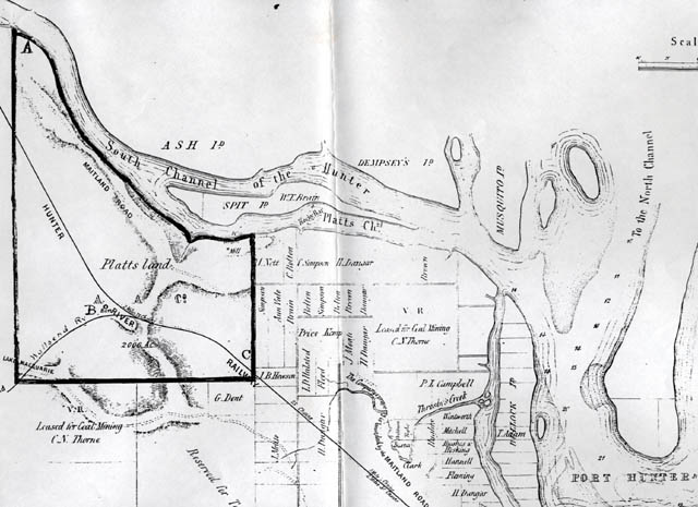 AAC Map 1854