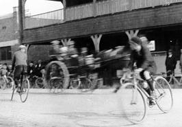 Sussman Bike Race circa 1927