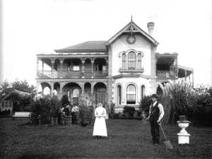 Scholey House courtesy of Hunter Photobank