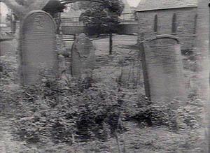 Gravestones  courtesy of Picman State Library