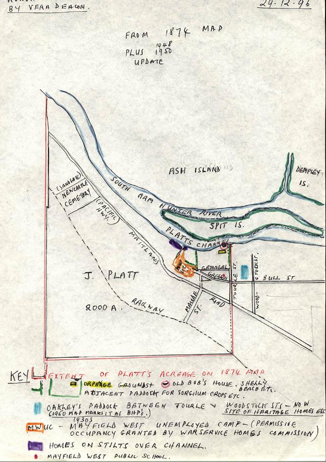 Vera's Map
